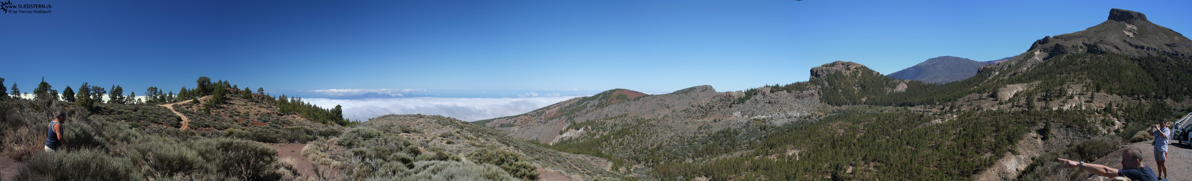 2007-09-06 - 02 - Teneriffa, before sothern entering of Teide Caldera
